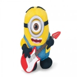 Minions Movie Rock N Roll Stuart