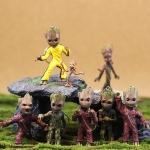 Baby Groot [พวงกุญแจ มี 6 แบบ ]