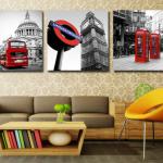 ภาพอาร์ตเมืองลอนดอน arthome254