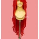 วิกผมเกรล แบล็คบัตเลอร์ สีแดง Grell Black Butler Cosplay Wig