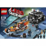 The LEGO Movie Super Cycle Chase (70808)