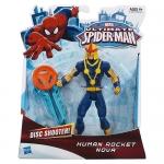 Spider-Man Ultimate Core 6 inch Action Figures - Human Rocket Nova