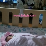 รีวิว เตียงเด็ก AGA haenim korea