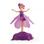 Flutterbye Flying Fairy Doll - Pink Flower