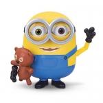 Minions Movie Talking Bob with Teddy Bear