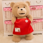 ตุ๊กตาหมียอดฮิต หมีเท็ดดี้ ตัวใหญ่