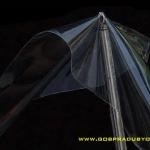ฟิล์มใส่กันรอยรถยนต์(Warp car Film) 1.52 X 1 เมตร