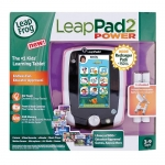 LeapFrog LeapPad2 Power Kids' Learning Tablet, Pink (includes rechargeable battery - $40 value)