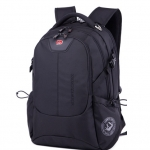 *Pre Order* Swissgaer Cross Backpack -Schoolbags Nylon 80% Polyester 20% /Color- Black/Gray/Blue/Purple -size 48X33 X21 cm.
