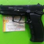 Ekol Ares Compact/Hi-Power Browning (M1935) Black Blank gun