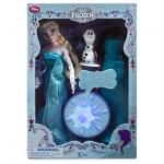 Elsa Deluxe Singing Doll Set - 11''