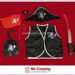 ชุดโจรสลัด Pirate Halloween Props Set