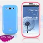 เคส Galaxy S3 Jelly Case TPU จาก Mercury