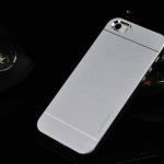 เคสไอโฟน 6/6s เคสไอโฟน Hard Case กรอบอลูมิเนียมสีเงิน