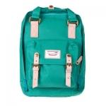 *Pre Order*Doughnut Macaroon Hong Kong canvas backpack schoolbag multicolor size Medium