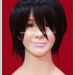 วิกผมฮิบาริ เคียวยะ รีบอร์น Hibari Kyoya Reborn Cosplay Wig