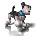 NEW Zoomer Interactive Puppy - Shadow