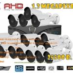 ชุดติดตั้งกล้องวงจรปิดBE-R13 (1.3 ล้าน) ir 30 เมตร 16 ตัว (DVR 16 CH.,สายRG6มีไฟ 400 เมตร,HDD 3 TB)