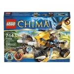 LEGO Legends of Chima Lennox' Lion Attack (70002)