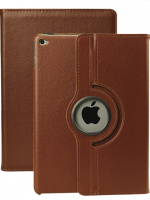 เคสไอแพด Ipad Air 2 ( Brown ) หมุนได้ 360 องศา