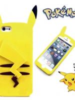 เคสไอโฟน 6 Plus (silicone case ) Pokemon