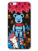 เคสไอโฟน 6 Plus / 6s Plus (TPU CASE) ลายหมี แบบ 1