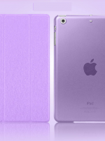 เคสไอแพด Ipad Air 2 ( Purple ) Slim and Show Body