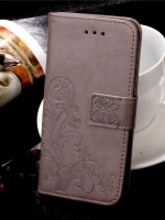 เคสไอโฟน 7 (Wallet Case) GREY