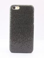 เคสไอโฟน 5C กากเพชรสีดำ