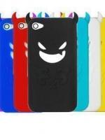 เคสไอโฟน 4/4s (Case Iphone 4/4s) เคสซิลิโคน Black Devil