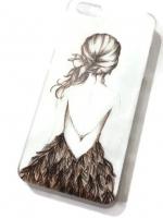 เคสไอโฟน 5C (Hard Case) Girl