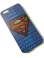 เคสไอโฟน 5C (Hard Case) Superman แบบ 1