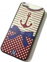 เคสไอโฟน 5C (Hard Case) สมอเรือ