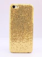 เคสไอโฟน 5C กากเพชรสีทอง