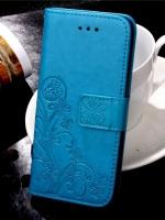 เคสไอโฟน 7 (Wallet Case) Blue