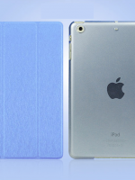 เคสไอแพด Ipad Air 2 ( Sky Blue ) Slim and Show Body