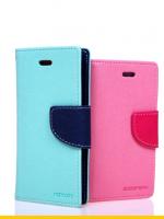 เคสไอโฟน5C (Wallet Case) Pink (ภาพขวา)