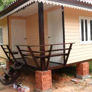 บ้านน็อคดาวน์ : ปั้นหยา 4x6 เมตร