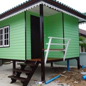 บ้านน็อคดาวน์ : ปั้นหยา 3x4 เมตร
