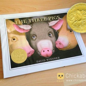 Book review: The Three Pigs
