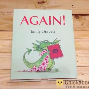 Book review: AGAIN!