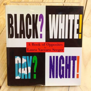Book review: Black? White! Day? Night! - A Book of Opposites