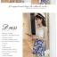 ชุดเสื้อลูกไม้ กับกระโปรงลายดอก สวยๆ ลงตัวมากๆ ค่ะ thumbnail 2