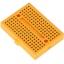 SYB-170 breadboard YELLOW mini small bread plate (170 hole) thumbnail 1