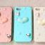เคสไอโฟน 4/4s กรอบชมพูประดับมุก หัวใจกระต่ายหมีแพนด้า thumbnail 2