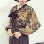 เสื้อแฟชั่นแขนยาว สไตล์สาวเกาหลี ผ้าโปร่ง นิ่ม เบาสบาย น่าสวมใส่รับหน้าร้อนเมืองไทย thumbnail 3