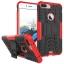 เคสไอโฟน 7 (Silicone Case) Strong Case Red Color thumbnail 1