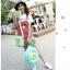 กระเป็าเป้แฟชั่น เซทพิเศษ 4 ใบ สีพาสเทลหวานโดนใจ thumbnail 23