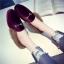 รองเท้าแฟชั่น ขนนุ่ม เก๋ๆ แบบที่เซเลปคนดังเค้าใส่กัน thumbnail 23