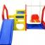 ชิงช้า สไลเดอร์ ปีนป่าย Play House with Swing (นำเข้าจากเกาหลี) (Haenim) thumbnail 1